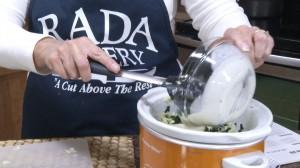 Spinach & Artichoke Dip step 4