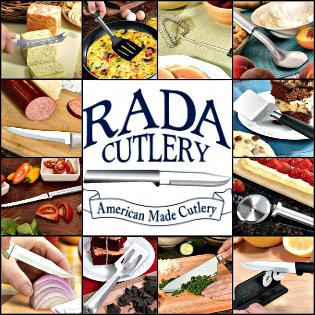 Rada Cutlery Reviews Collage