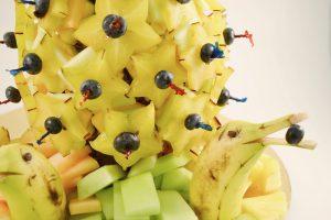 Edible Fruit Display
