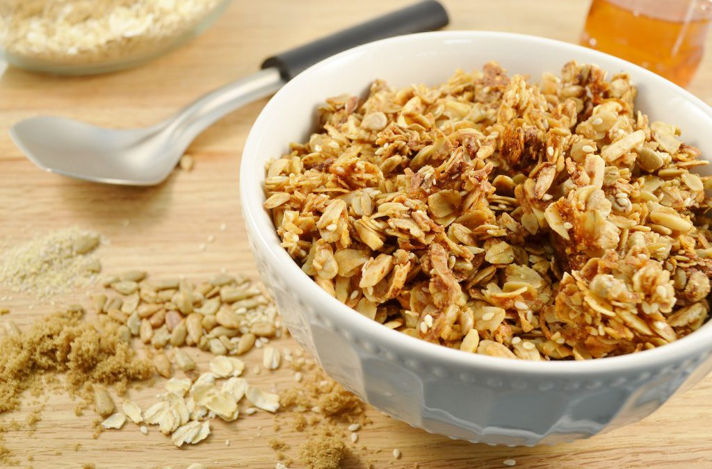 Old-Fashioned Granola Recipe | How to Make Your Own Granola at Home