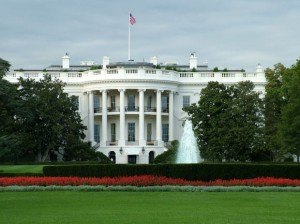 The White House is the home of the executive branch.