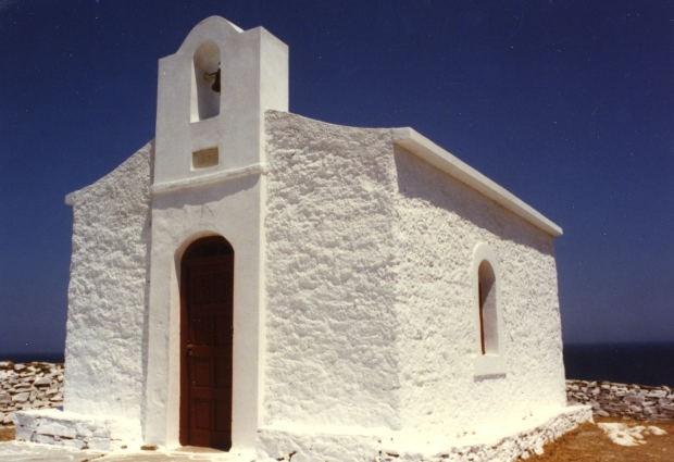 A beautiful rural church.