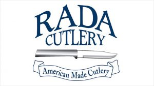 Rada Cutlery's classic logo.