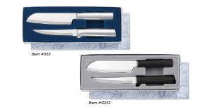 The Cook's Choice Gift Set features the Super Parer and Cook's Utility knife!