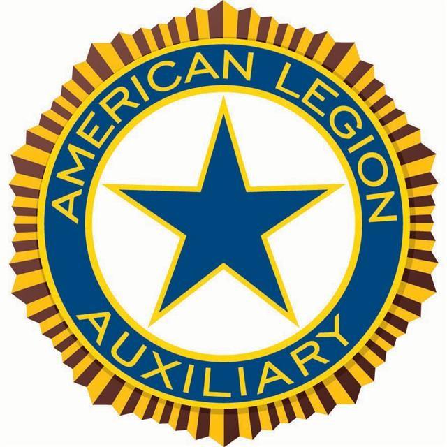 The American Legion Auxiliary logo.