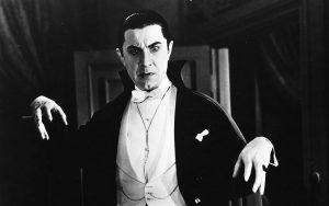 """Bella Lugosi as Dracula in """"Dracula""""."""