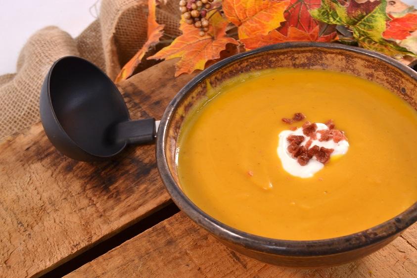 Homemade Sweet Potato Soup Recipe | A Different Type of Potato Soup!