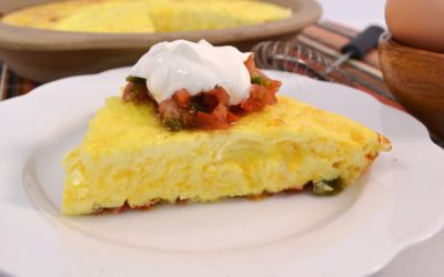 Mexican Omelet Recipe | How to Make an Omelet