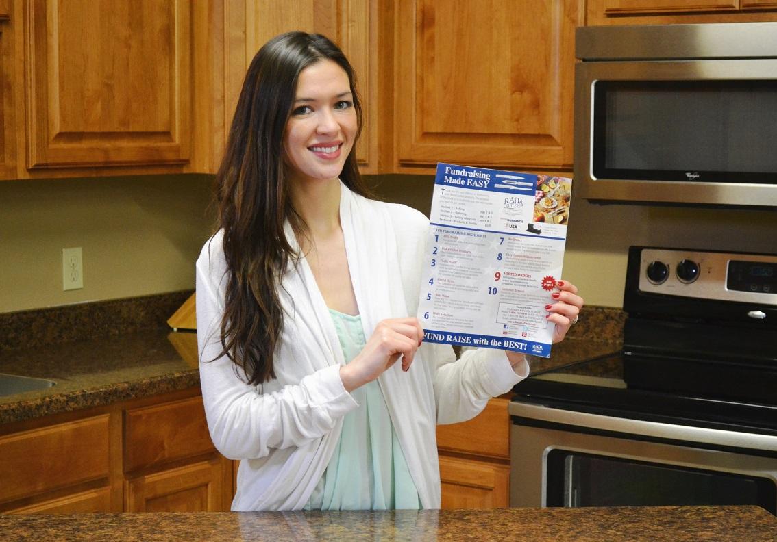 Karina explains the Rada Easy Guide to Fundraising.