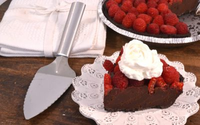 How to Make a Chocolate Tart | Raspberry Tart Dessert Recipe