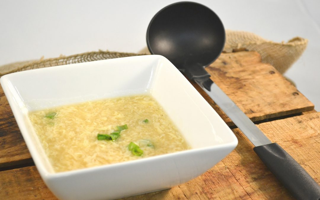 Egg Drop Soup | Egg Soup Recipe