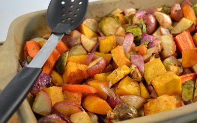 Roasted Vegetables Recipe | Vegetable Side Dish
