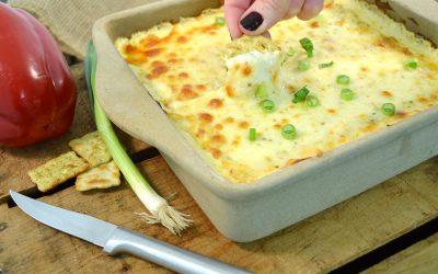 Cajun Chicken Dip | Cajun Appetizer Recipe