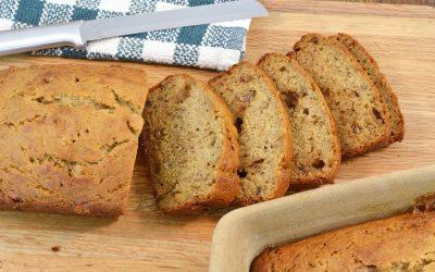 Banana Bread Recipe | Moist Banana Bread