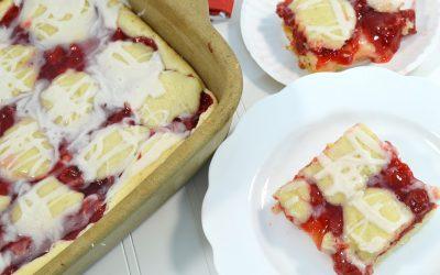 Cherry Bars Recipe | Dessert Bars