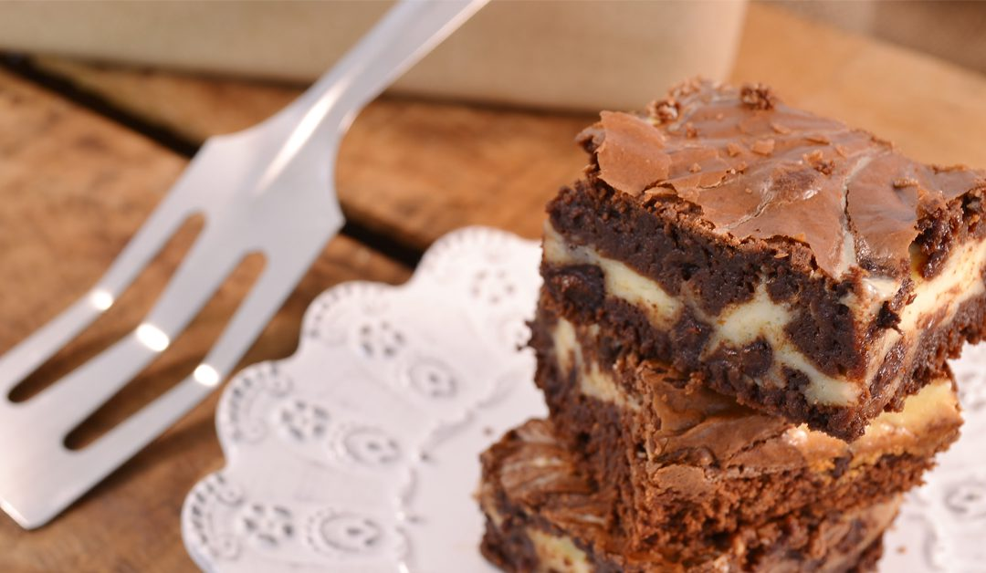 Chunky Cheesecake Brownies Recipe | Cream Cheese Brownies