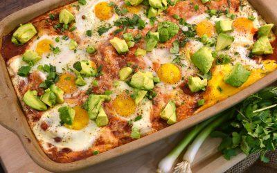 Huevos Rancheros Casserole | Easy Huevos Rancheros Recipe