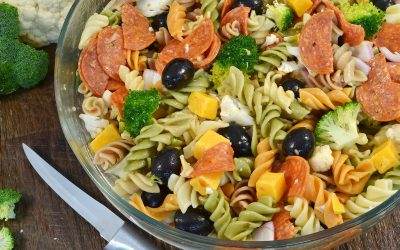 Pantry Pasta Salad Recipe | Italian Pasta Salad