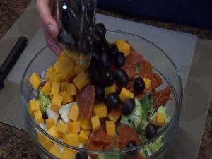 Pantry Pasta Salad step 9