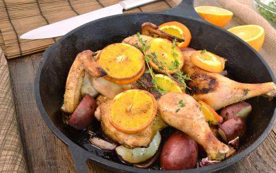 Butterflied Roasted Chicken Recipe | Roast Chicken Breast