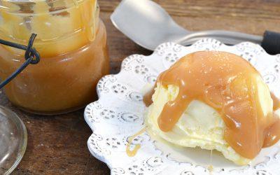 Salted Caramel Sauce Recipe | Homemade Caramel Sauce
