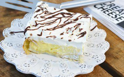 Cream Puff Dessert Recipe | Simple Dessert Recipe