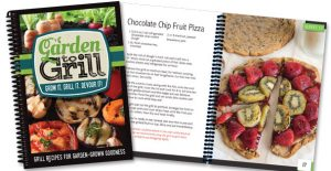 Rada's Garden to Grill recipe book.