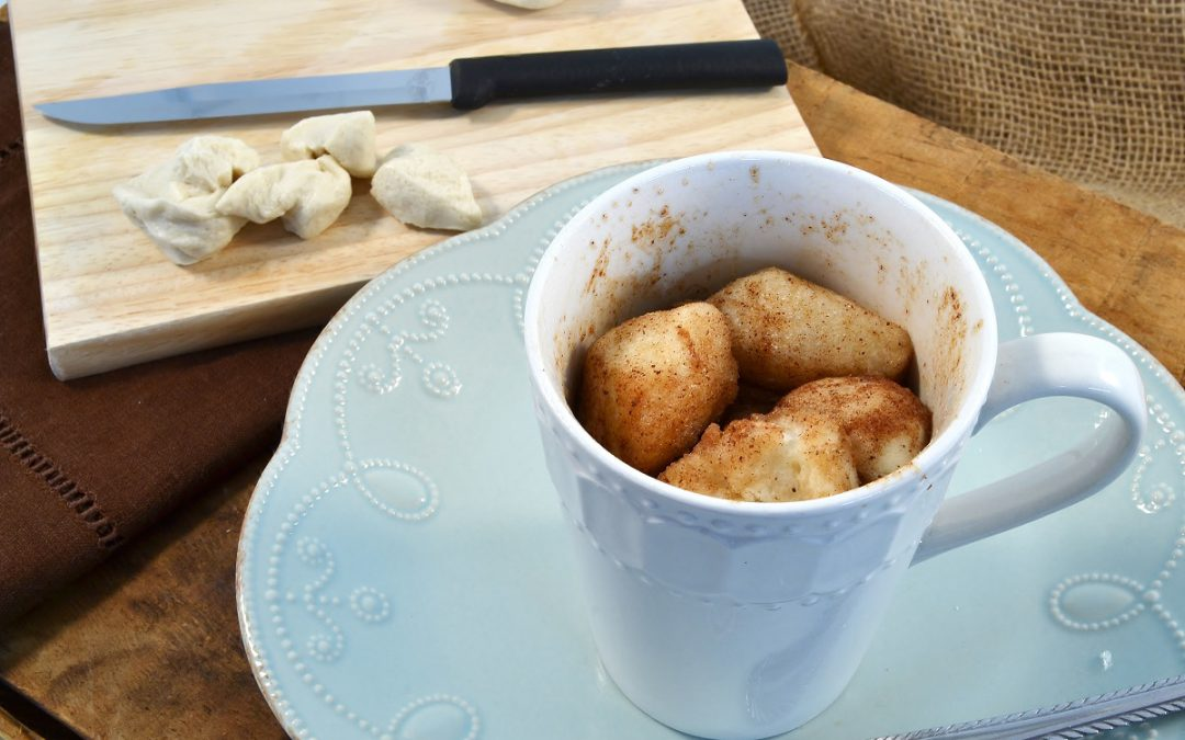 Monkey in a Mug Recipe | Cinnamon Dessert