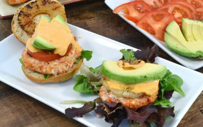 Salmon Burger Recipe | Healthy Salmon Patties