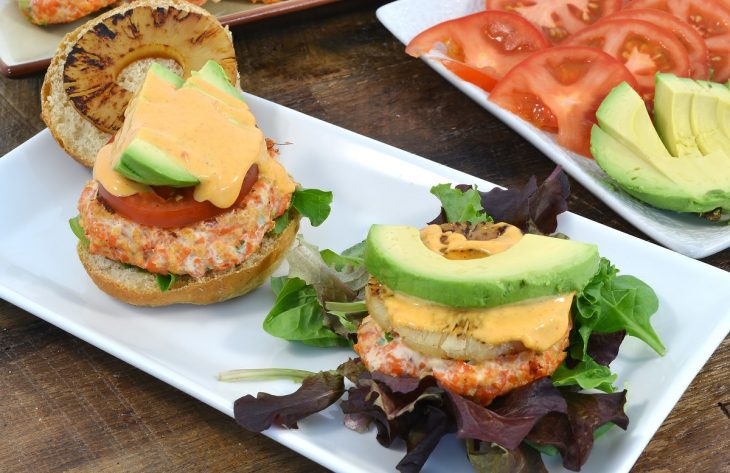 Salmon Burger Recipe | Healthy Salmon Patties