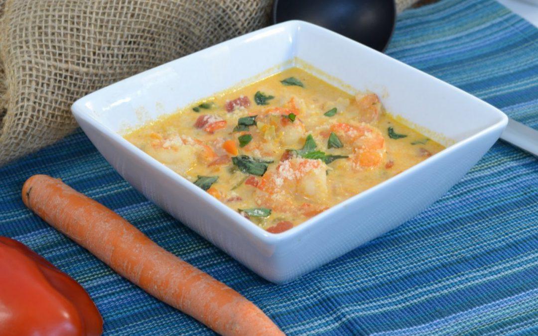 Shrimp Bisque Recipe | Seafood Bisque Recipe