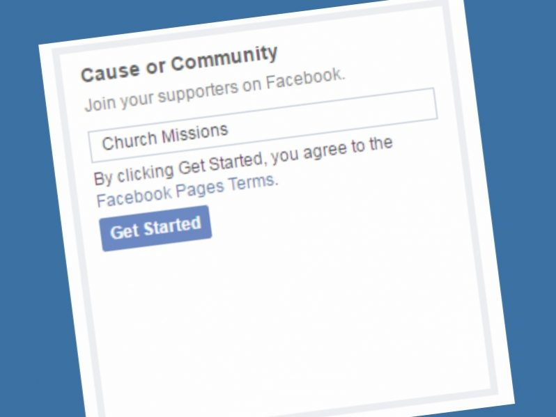 A Facebook cause helps get the word out about worthy endeavors.
