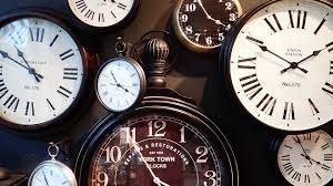 A picture of several beautiful clocks.