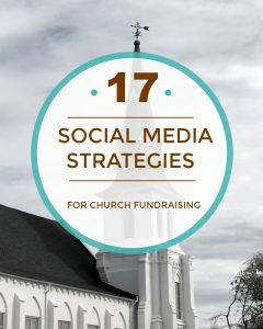 17 Social Media Strategies to help any church group get the most of their fundraiser.