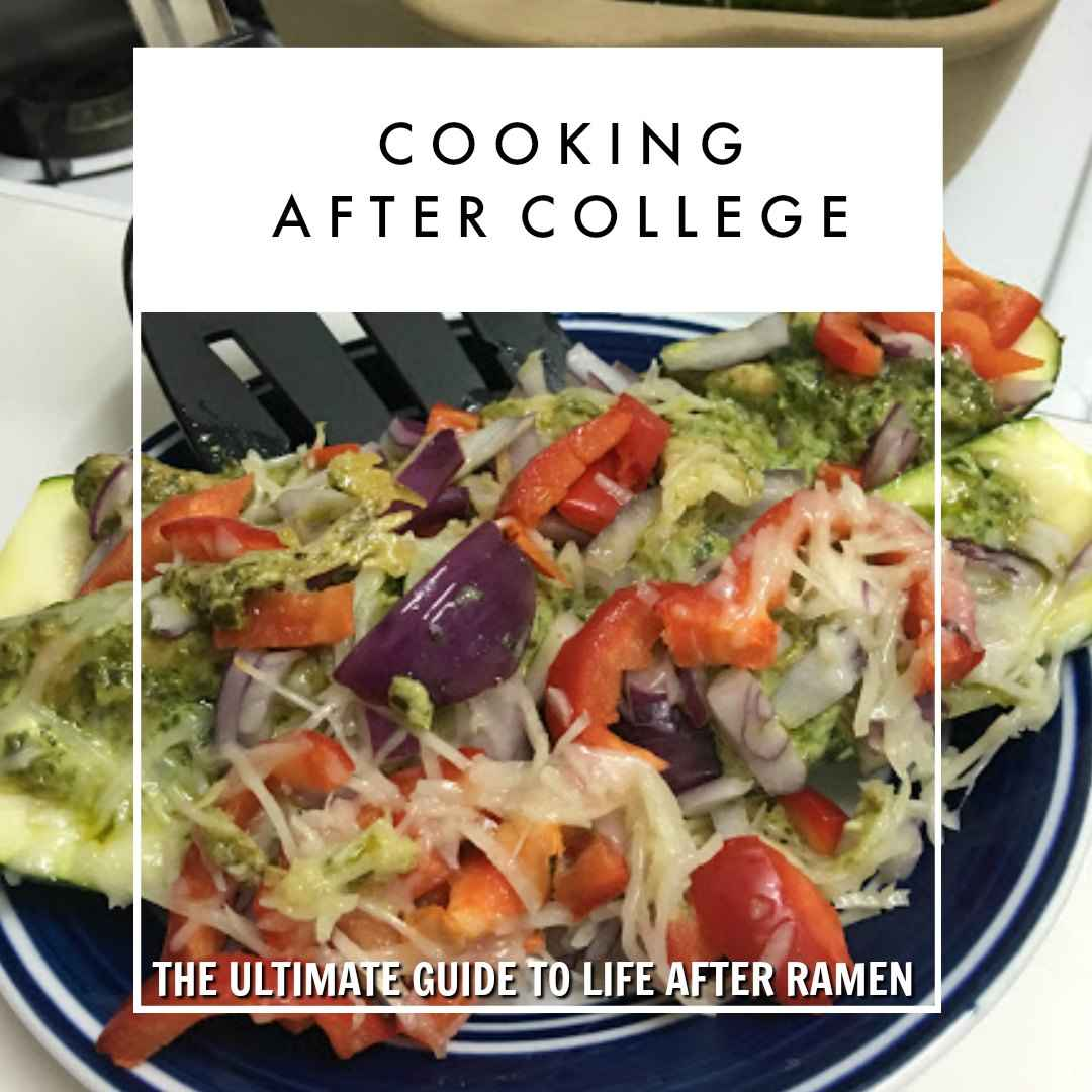 Rada's Cooking After College guide.