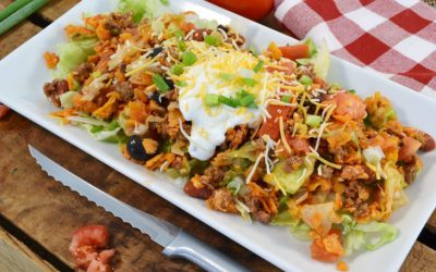 Taco Salad Recipe | The Best Taco Salad