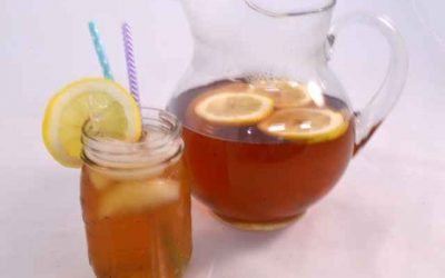 Microwave Sun Tea | How to Make Tea in the Microwave