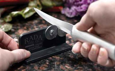 Best Knife Sharpener Reviews | Sharpening Demo Video