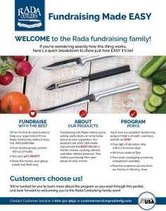 Rada Cutlery's EASY Guide for Leaders
