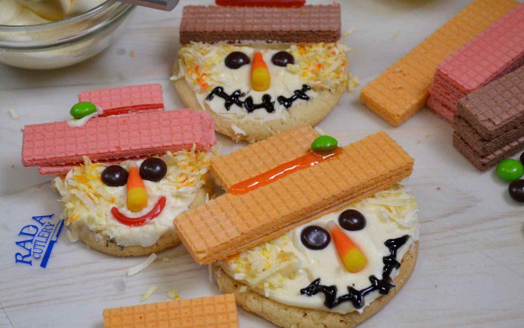 4 Halloween Treats Easy Halloween Cookies Rada Cutlery