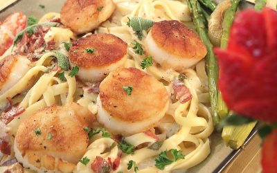 Valentine's Day Meal | Romantic Home Cooked Meal