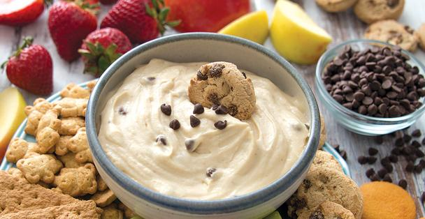 Cookie Dough Dip Dry Mix