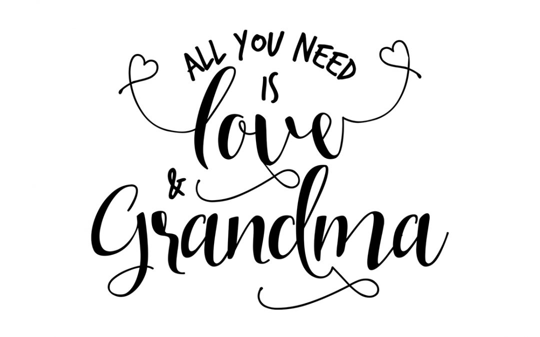 Connecting with Grandkids (Plus a Recipe They'll Love)
