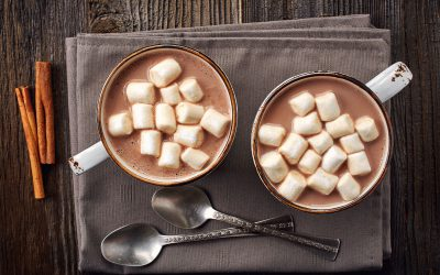 Homemade Hot Cocoa – 4 Ingredients!