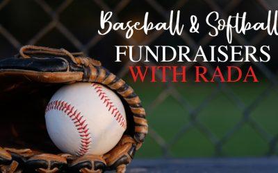 Fundraising for Softball & Baseball