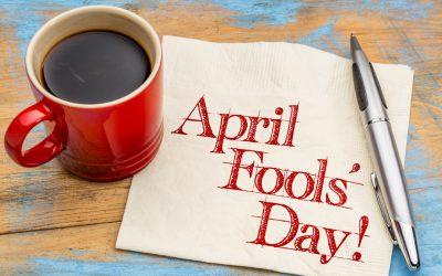 April Fools' Fun