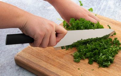 Essential Knife Skills for You & Your Kitchen
