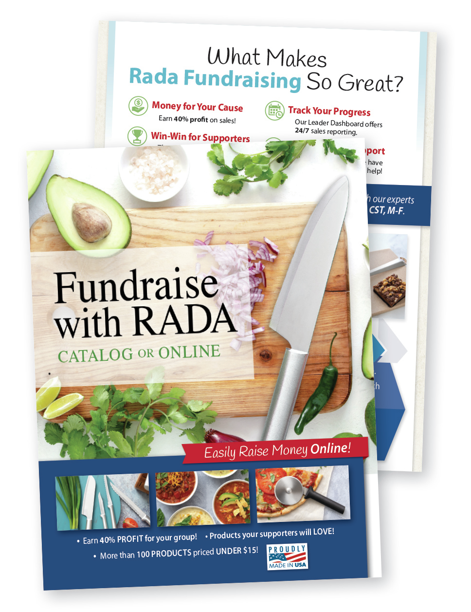 2021 Fundraising Easy Guide Cover