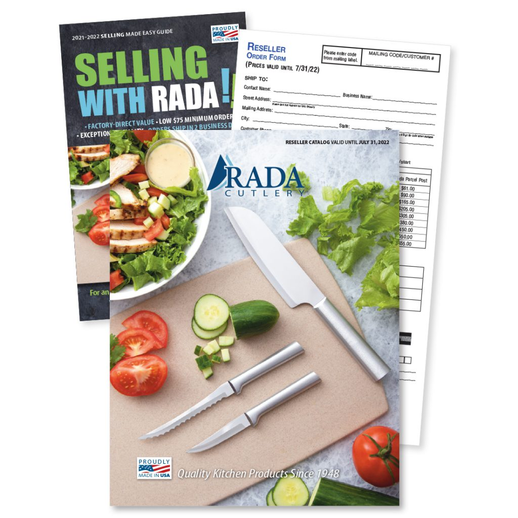 Reseller Catalog, Easy Guide, and Order Taker Covers
