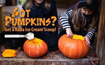 The Best Way to Scoop Seeds from a Pumpkin | An Unlikely Tool & a Recipe for You!